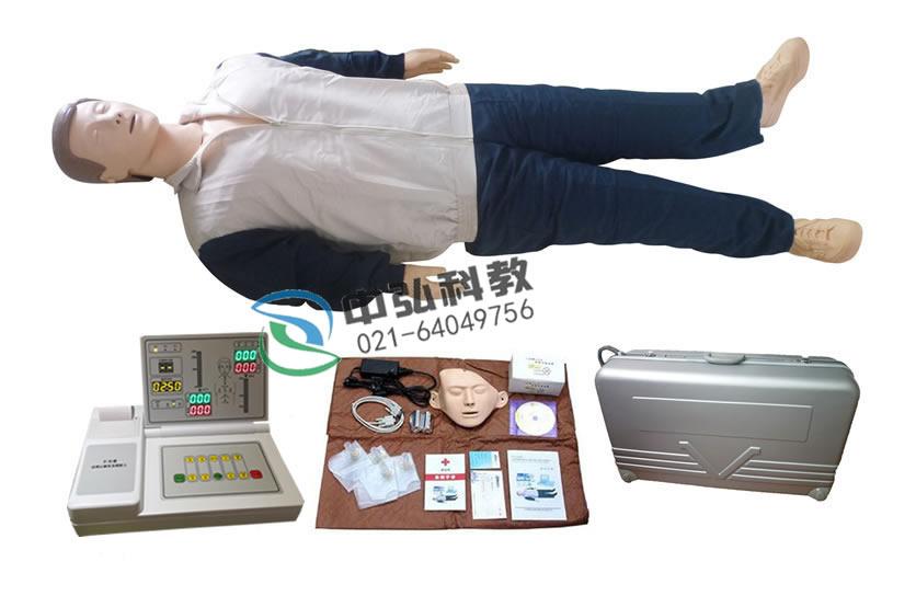 全功能高级心肺复苏训练模拟人